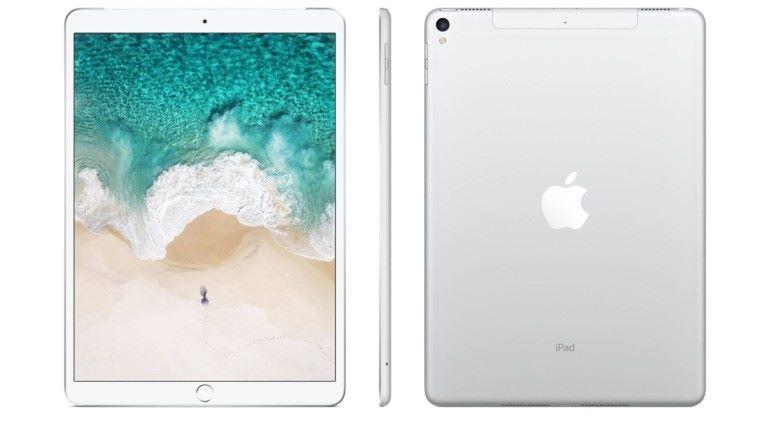 窄框邊 10.5吋 iPad Pro 設計流出