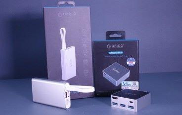 Mac 友必備 ORICO USB Type-C Docking