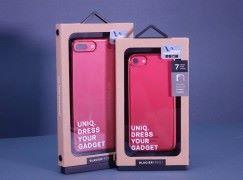 紅色 iPhone 7 必選 UNIQ GLACIER RED HYBIRD 手機套