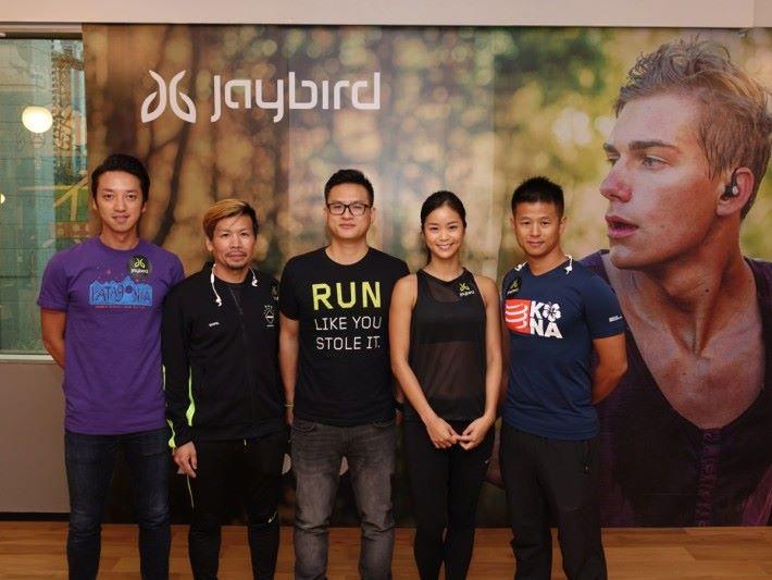 一眾資深跑手對 Jaybird X3 都相當滿意