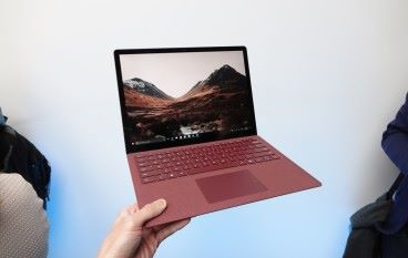 Microsoft Surface Laptop 上手初體驗