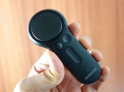 填補手機 VR 所欠的一塊拼圖 Samsung Gear VR 動態控制器