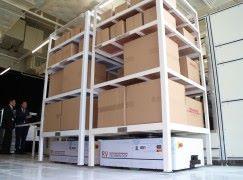科學園4,000呎示範場 智能倉庫方案追上國際