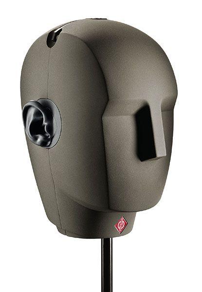 .Dummy Head 並非新產品,卻是無數耳機設計者的好工具。