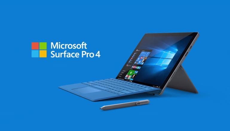 微軟 : 短期內不會有 Surface Pro 5
