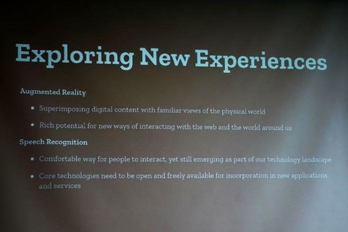 致力為用戶帶來更好的個人體驗的 Mozilla 目標明確。