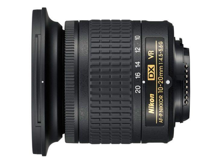 Nikon AF-P 10-20mm F4.5-5.6G VR
