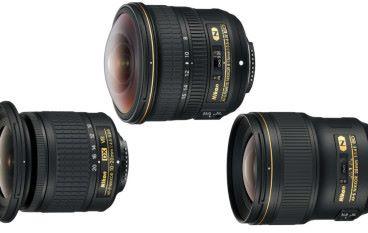 Nikon 三鏡齊發 8-15mm f/3.5-4.5 全片幅魚眼最吸引