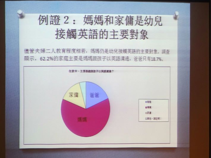 香港的父母在子女面前擔任的角色亦有所不同。