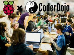 Raspberry Pi 聯同 CoderDojo 推廣全球程式設計教育