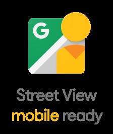 現在開始大家買 360 鏡頭要看看有沒有這個 Street View Ready 標誌了。