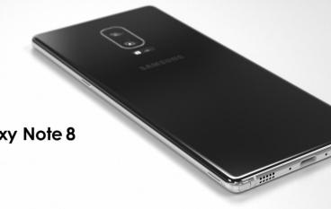 雙鏡頭 全屏幕 Samsung Note 8 9月發表
