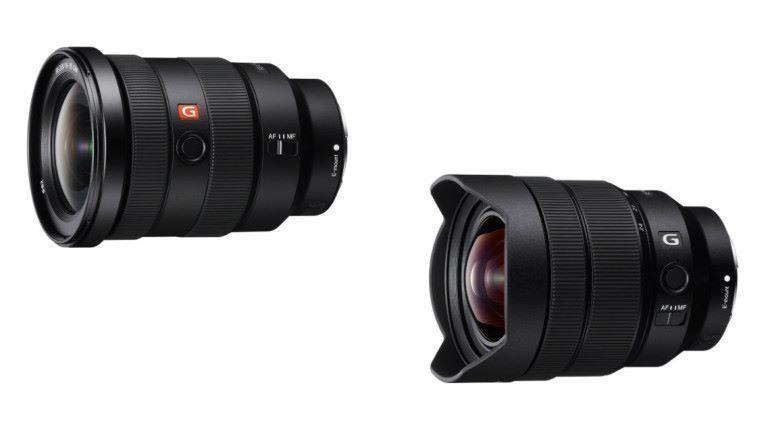 Sony GM 系大三元到齊 未夠 Wide 仲有 12-24mm  f/4