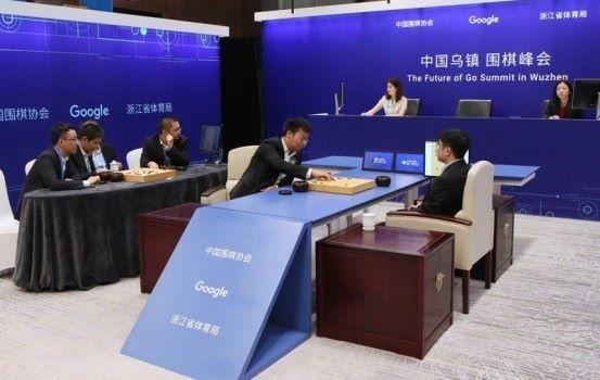 5個打1個,AlphaGo 仍然勝出