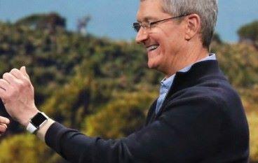 Apple 成為全球最大製錶廠 ?