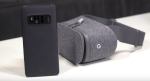 今次 Google I/O 裡面,大會就以 ASUS ZenFone AR 來示範 AR 的應用。
