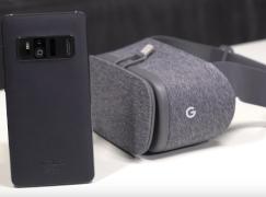 【GOOGLE I/O 2017】率先體驗 ASUS ZenFone AR