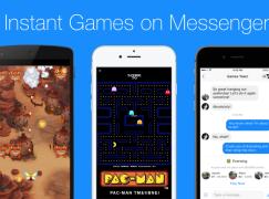 Facebook 怕你悶 推出 50 款 Messenger 遊戲