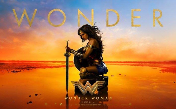 (Wonder Woman 官方宣傳圖片)