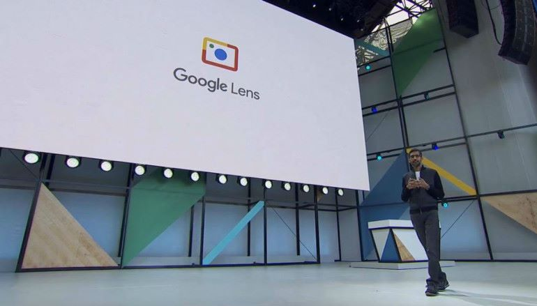 【Google I/O 2017】Google Lens 擴展 AI 技術新境界