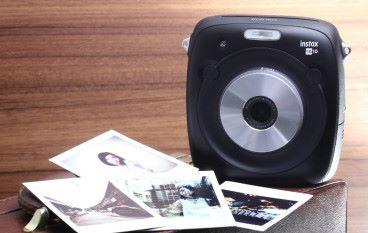 Fujifilm instax SQ10 玩多重曝光再印正方形相