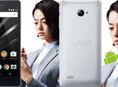 日系永遠著迷 VAIO Phone A