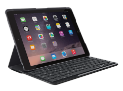 Logitech Slim Folio iPad 鍵盤 4 年不用換電