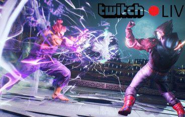 【直播打機】《鐵拳世界巡迴賽》 Twitch 全程網上直撃