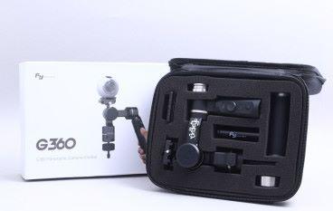 無遮無擋 360 防震 FeiyuTech G360 全景相機穩定器