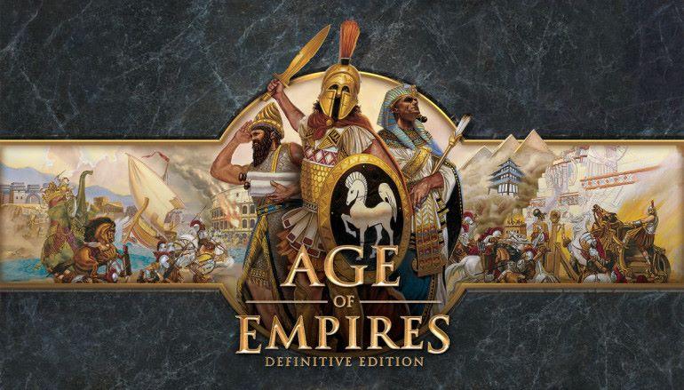 準備換機! Age of Empires 推 Definitive Edition 升級 4K 畫質