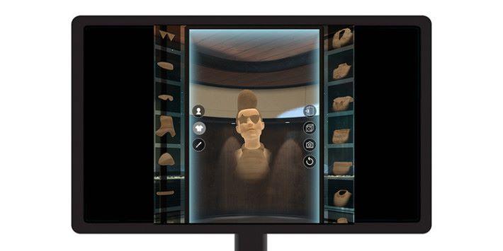 將 VR 畫面投射到電視,不單可以跟家人自己的遊戲技術,還有助推廣 VR 。