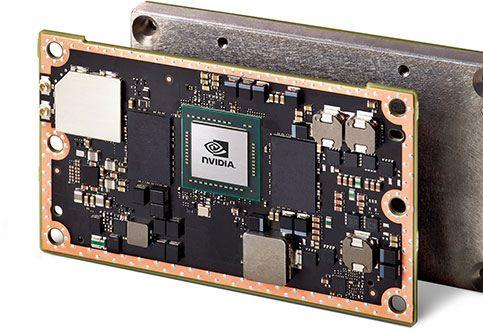 Nvidia Jetson TX2 只是一張提款卡大小的模組