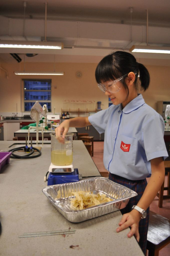 Step 1:把甘皮和蔗楂洗乾淨,並把蔗楂中的糖分消除,並進焗爐焗乾。然後用攪拌機磨成粉狀,並進行篩粉, 為粉末大小分類。