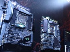 Intel Core i9 登場 X299 主機板大軍列陣