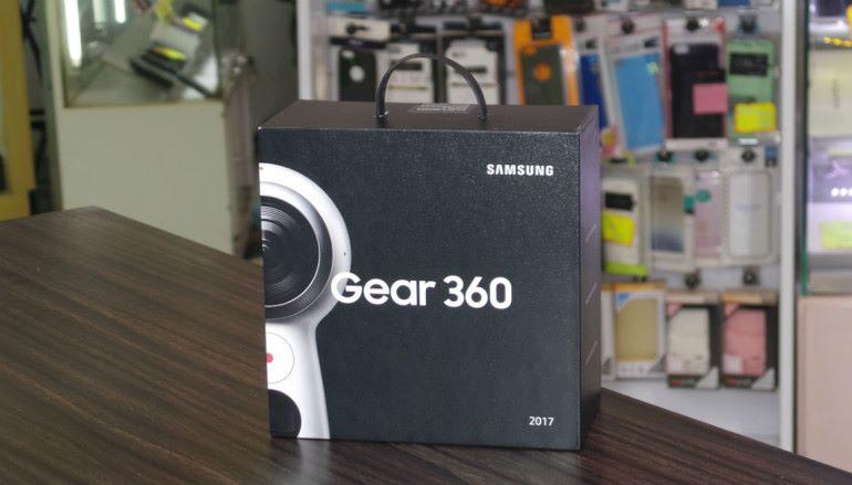 【場報】Samsung 新一代 Gear 360 水貨價平受追捧