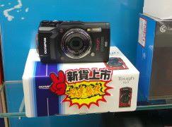 【場報】Olympus 防水相機 TG-5 變種上市