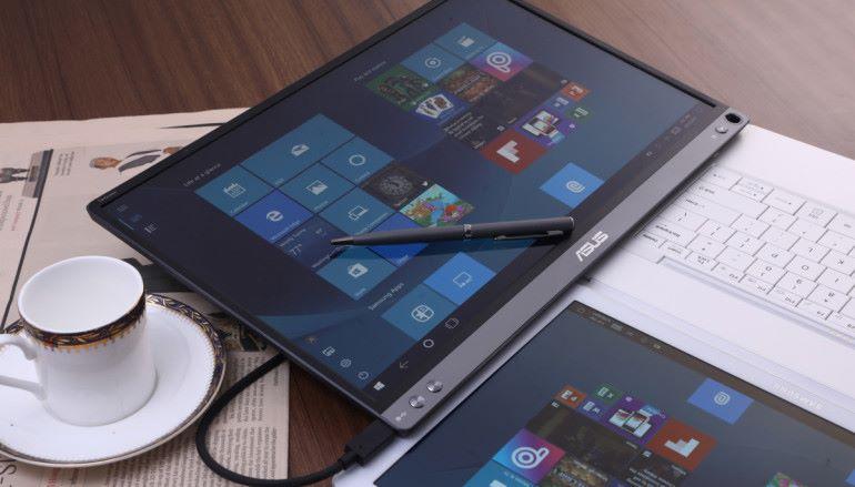 【流動雙芒】試用 USB 供電的 ASUS ZenScreen MB16AC 屏幕