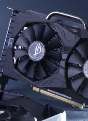 入門最強 ASUS ROG STRIX Radeon RX560 O4G Gaming 實測
