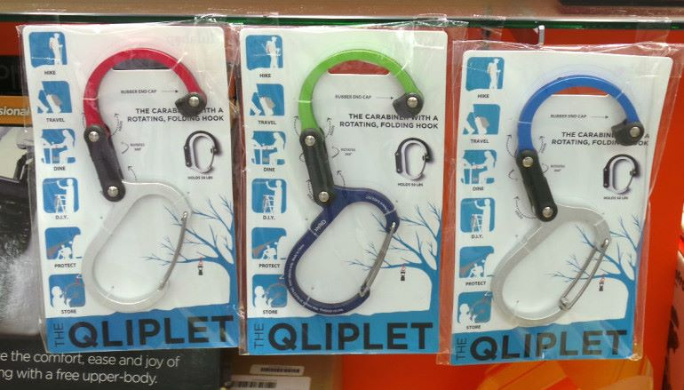 【場報】Lulabop The Qliplet 萬用掛勾可以負重 50 磅