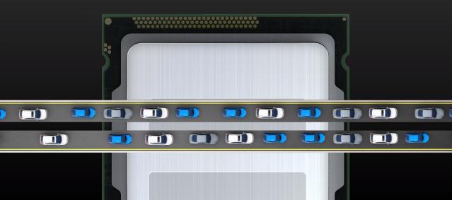 Hyper-Threading 就像雙通道同時處理更多工作,在 Skylake 及 Kaby Lake 系列出現漏洞。