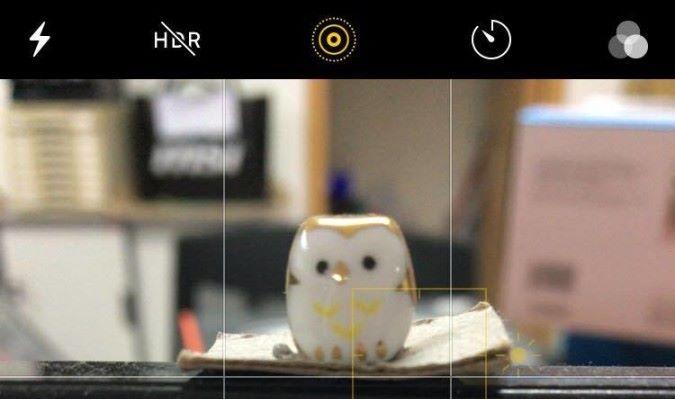 要可以做到這些效果的前題是大家拍照時要開啟「Live Photo」