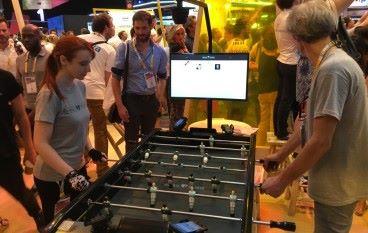 IoT足球機 鏡頭捕捉即時睇Replay