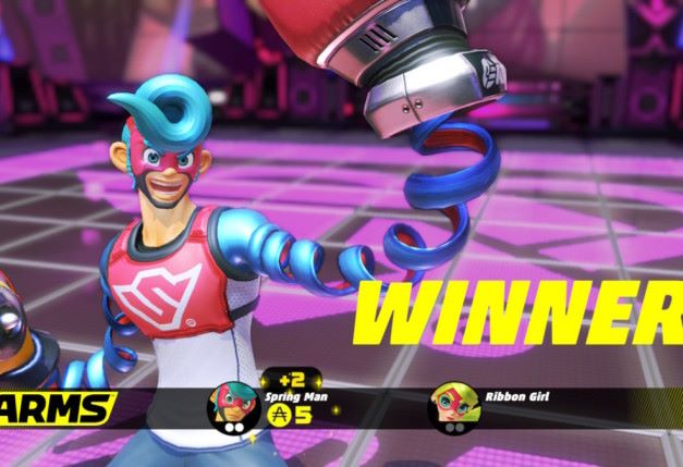 Nintendo Switch《 ARMS 》 進階攻略 拳王之道(下)