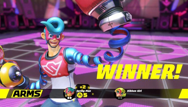 Nintendo Switch《 ARMS 》 進階攻略 拳王之道(下)