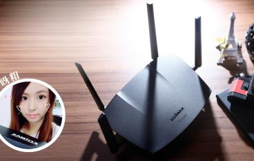 【實測】價錢平一截嘅 AC2600 Router!Edimax Gemini RG21S 開箱 (ゝ∀・)