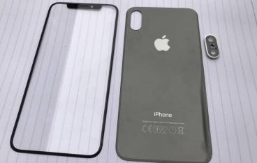 iPhone 8 機身組件曝光