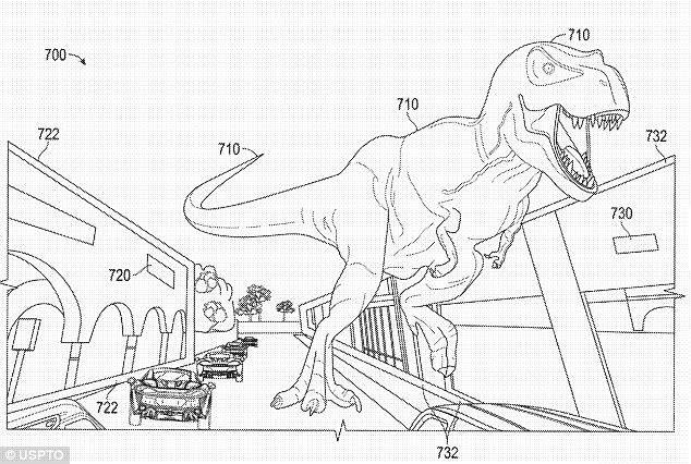 戴上新版 Spectacles 就可以輕鬆拍《侏羅紀公園》?