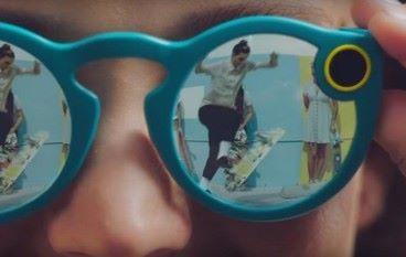 Snapchat AR 動作多 申請專利疑為新 Spectacles 鋪路
