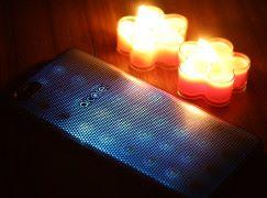 Alcatel A5 LED 大玩機背閃爆效果