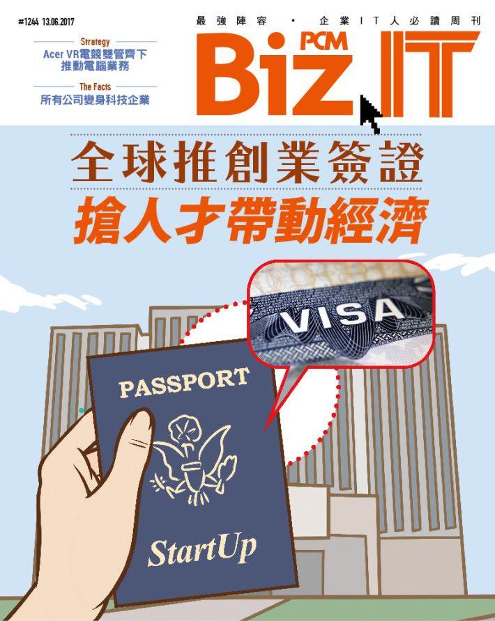 【#1244 Biz.IT】全球推創業簽證 搶人才帶動經濟